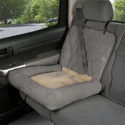 Car Cuddler Bolster Pet Seat Cover