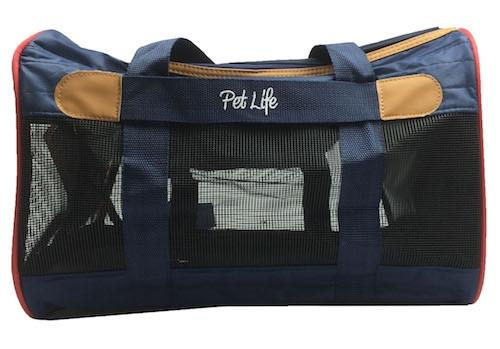 Pet Life Airline Approved Small Pet Carrier