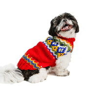small dog sweater -chilly dog