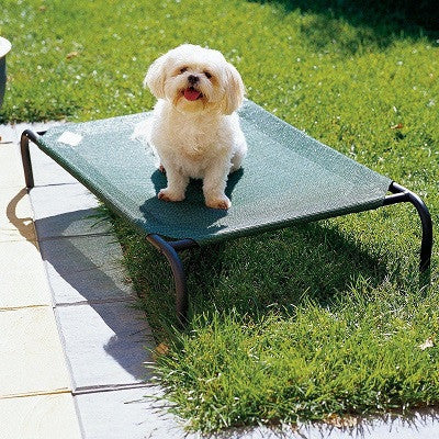 outside dog cot cool a roo waterproof