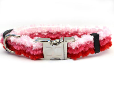 Cotton Candy Collar / Lead
