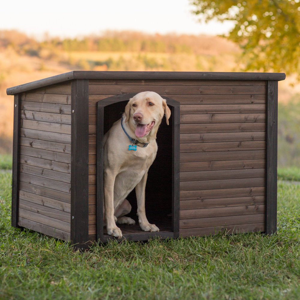 Backwoods Country Cabin Dog Home Officialdoghouse