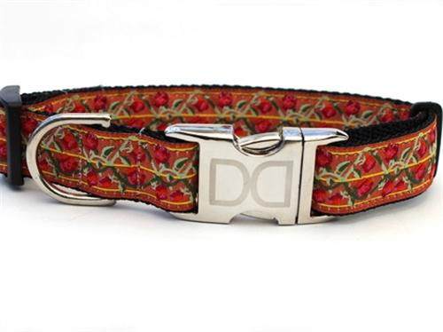 bombay diva dog collar