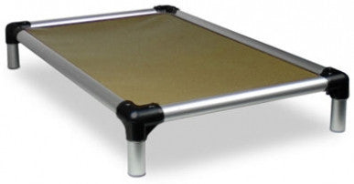 Kuranda Aluminum Outdoor Dog Cot - Gold