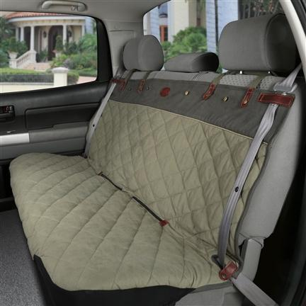 Deluxe Bench Seat Pet Cover