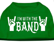 I'm With The Band Shirt