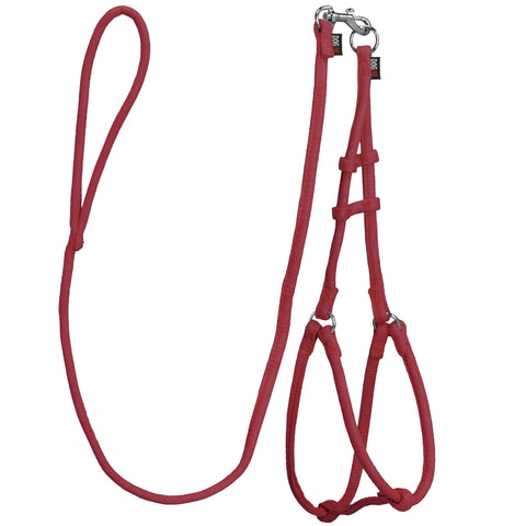 Microfiber Step-In Harness & Lead
