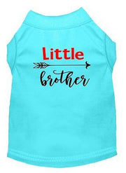 Little Brother Shirt for dogs - blue