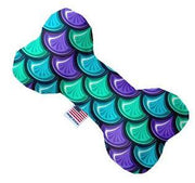 Mermaid Scales Canvas Squeaker Toy