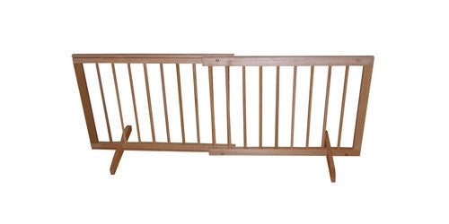 Step Over Gate -Oak