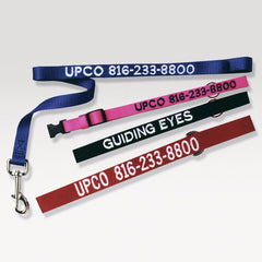 Custom Embroidered Name Dog Collars