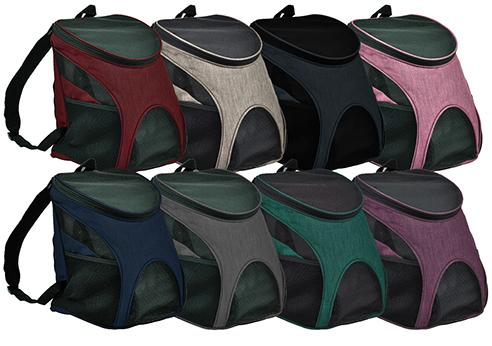 backpack pet carrier colors