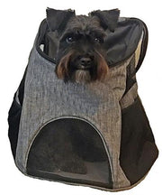 Pet Carry Sack -gray