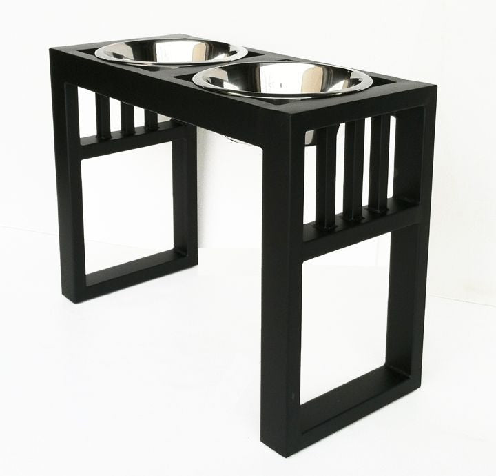 Modern Elevated Dog Diner RDB25  -Tall