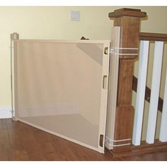 Banister Mounting Kit for Retractable Dog Gate