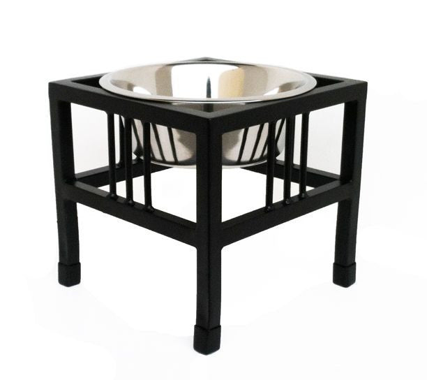 Baron Dog Raised Bowl Feeder - Petsstop