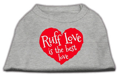 Heart Design Pet Shirt