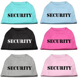 SECURITY Dog Shirts