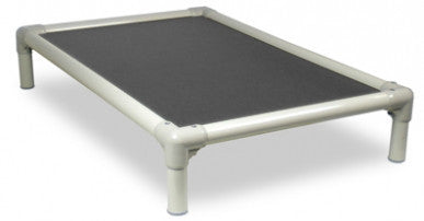Kuranda PVC Pet Cot - Smoke