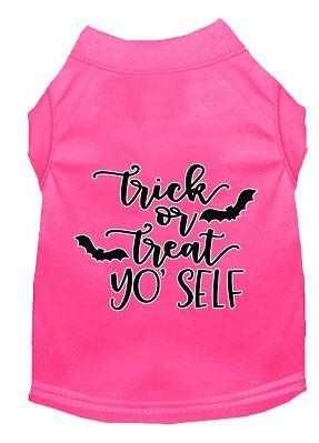 Trick or Treat Yo-Self Shirt
