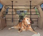 Tubular Dog Barrier for vehicles