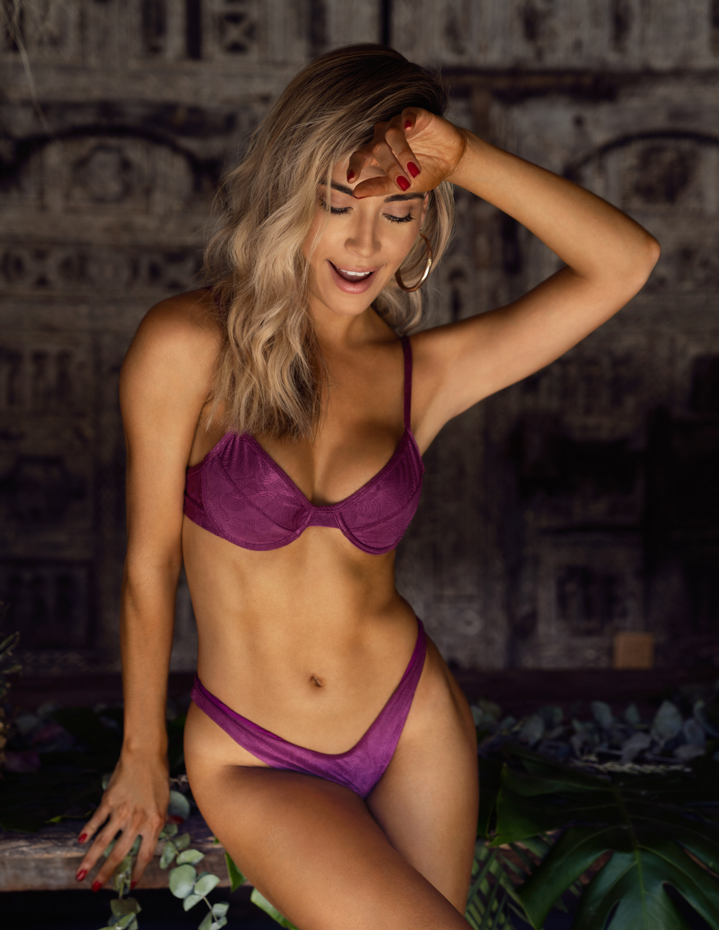 Monica Brazilian Bottom- Dusk