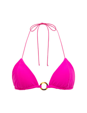 Fucsia Lili Ring Top