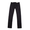 11oz Lightweight Stealth Stanton Slim Straight Jean Black