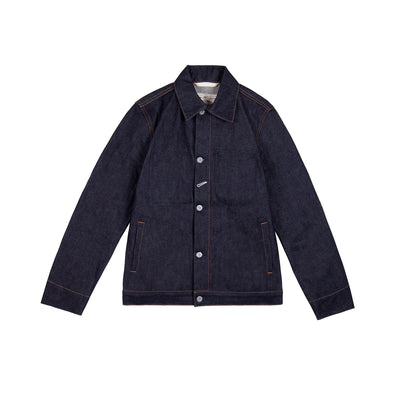 15oz Indigo Supply Jacket