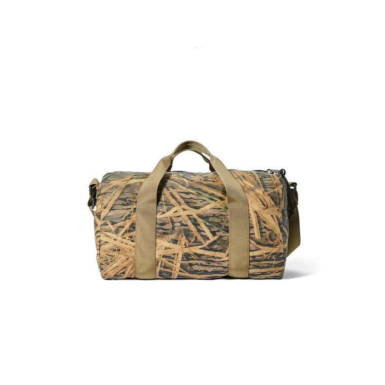 Small Tin Cloth Field Duffle Mossy Oak Shadowgrass