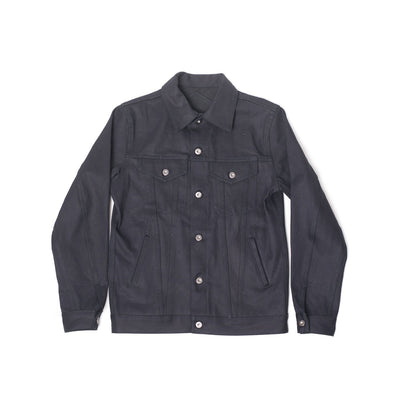 Type 3S Shadow Selvedge Denim Jacket