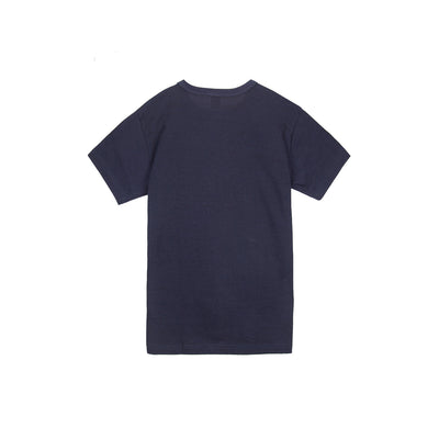 Heavyweight Pocket Tee Indigo