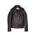 613s Perfecto Steerhide Motorcycle Jacket Black