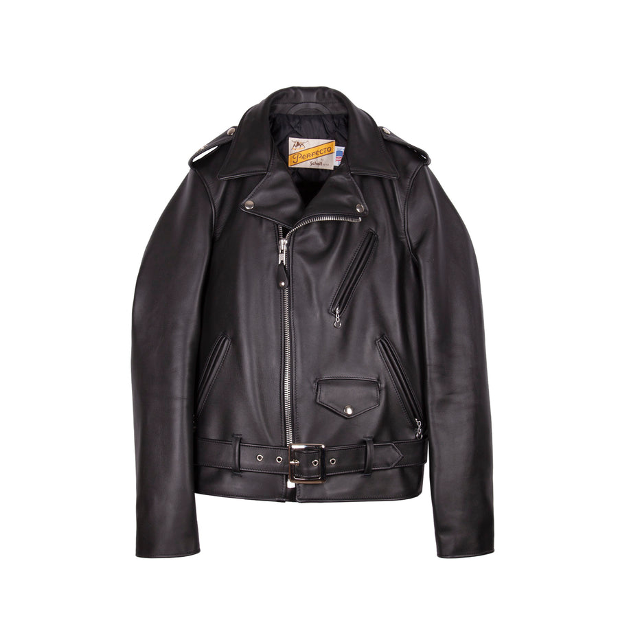 613s Perfecto Steerhide Motorcycle Jacket