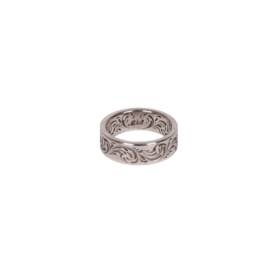 Sterling Silver Arabesque Ring