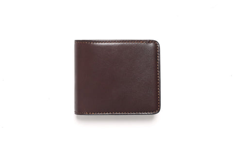 Black Acre LHP Billfold American Saddle Brown