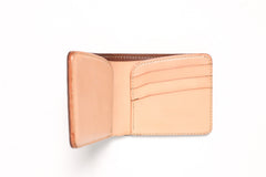 Black Acre LHP Billfold Natural Glazed American Saddle
