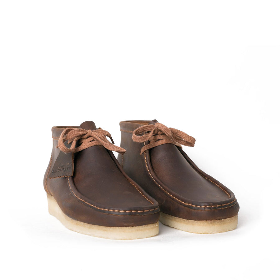 Wallabee Boot Beeswax