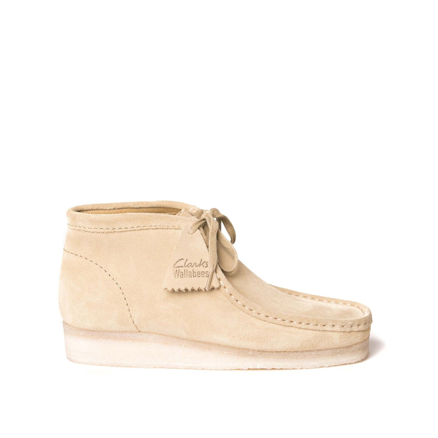 Wallabee Boot Maple Suede Snake Oil Provisions