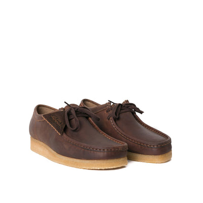 Wallabee Oxford Beeswax