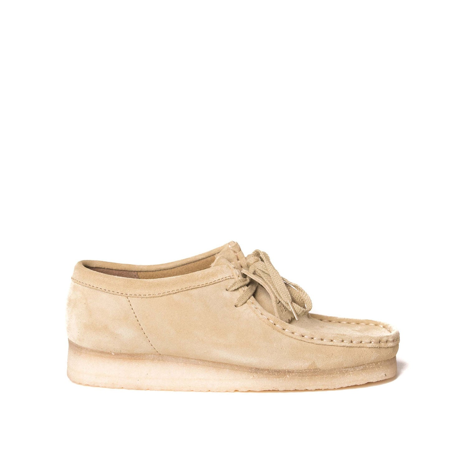 cheap for discount 2c027 34732 Wallabee Oxford Maple Suede