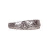 Sterling Silver Feather Cuff Eyedazzler