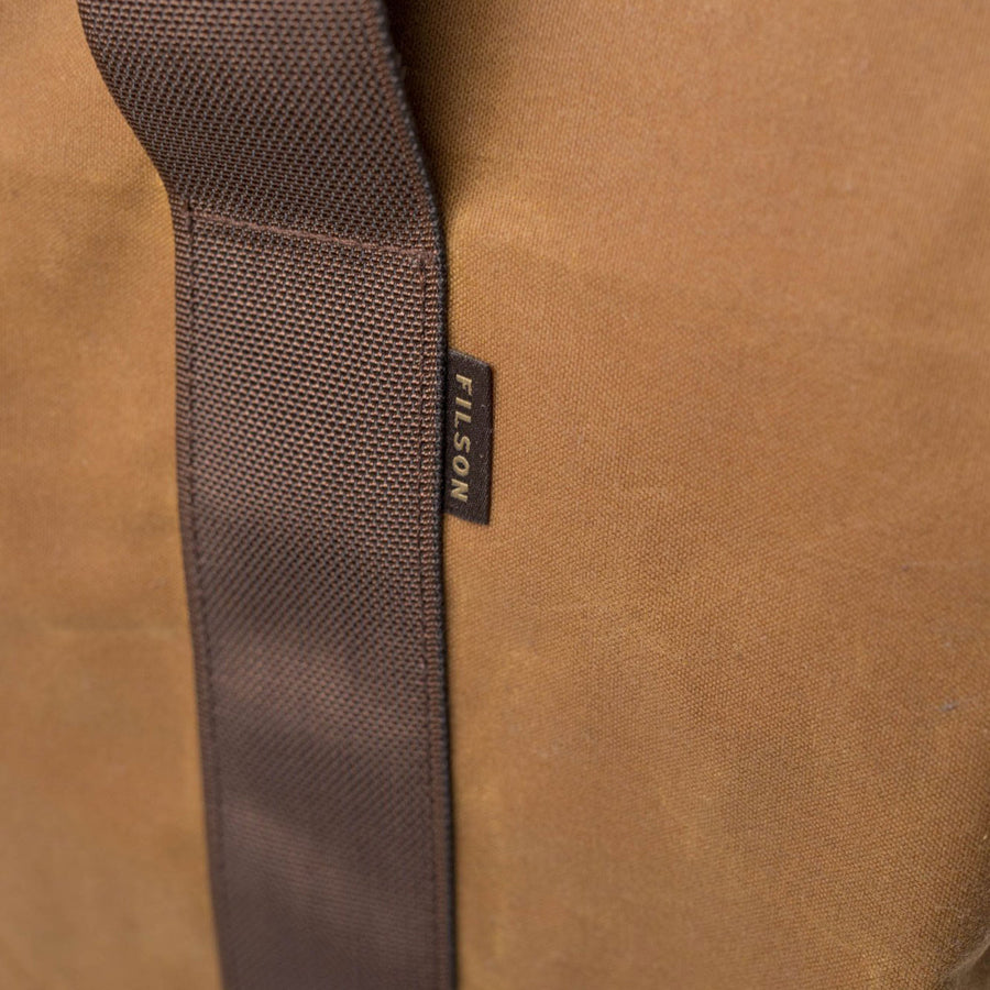 Medium Field Duffle Tan