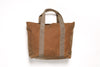 Grab 'N' Go Tote Large Tan