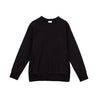 Heavyweight Crew Sweatshirt Black