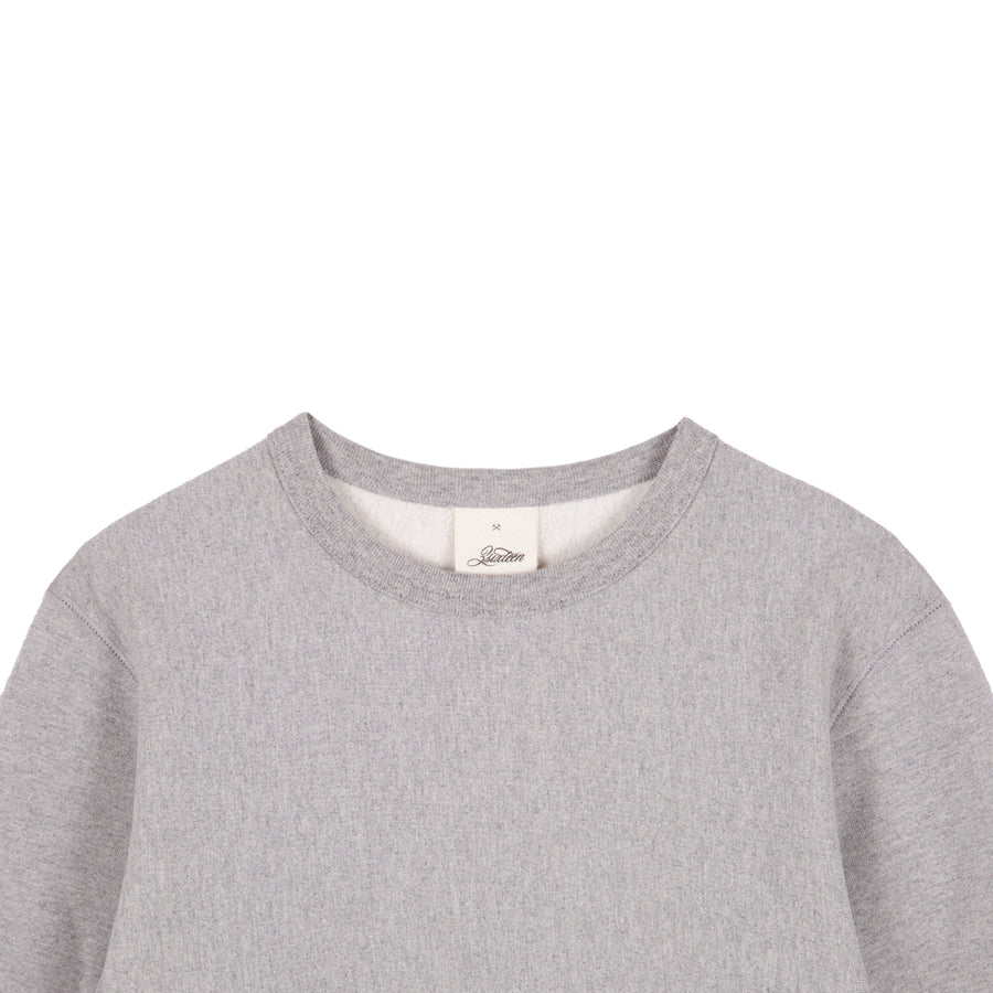 Heavyweight Crew Sweatshirt Grey
