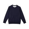Heavyweight Crew Sweatshirt Indigo