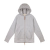 Heavyweight Zip Hoody Grey