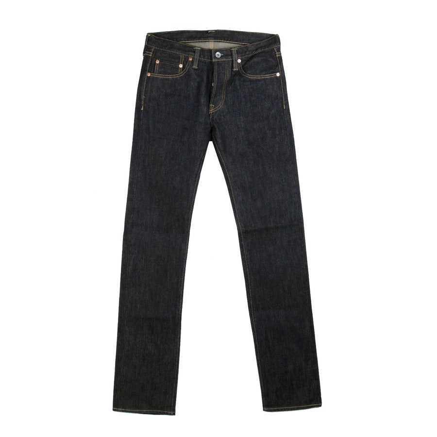 21oz IH-777S-21 Super Slim Tapered Jean Indigo