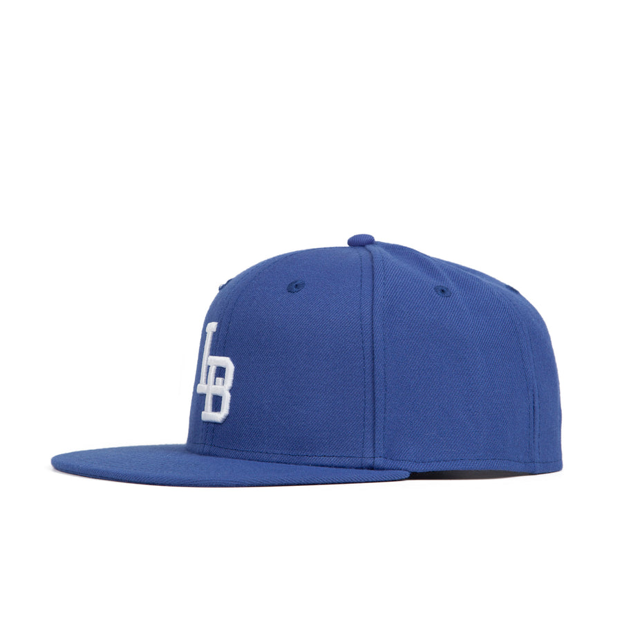 LB Snapback Wool Hat Dodger Blue
